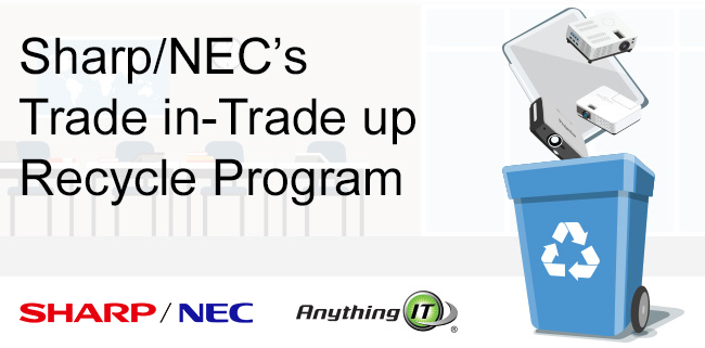 Spring into March with NEC