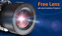 Free NP41ZL Lens Promotion