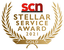 2021 Stellar Service Award Winner