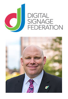 NEC'S RICHARD VENTURA ELECTED CHAIR OF DIGITAL SIGNAGE FEDERATION'S 2018 BOARD OF DIRECTORS