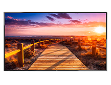 NEC DISPLAY UPDATES E-SERIES LARGE-SCREEN DISPLAYS WITH ADVANCED FEATURES FOR ENTRY-LEVEL DIGITAL SIGNAGE