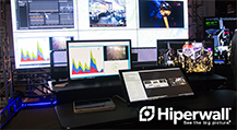 NEC AND HIPERWALL PARTNER TO PROVIDE INNOVATIVE LARGE-DISPLAY VIDEO WALL SOLUTIONS FOR CONTROL ROOMS WORLDWIDE
