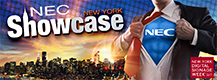 NEW YORK CITY HOSTS NEC Display Solutions' 24TH ANNUAL PARTNER SHOWCASE