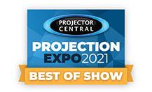 Sharp/NEC wins Best of Show Awards at PJ Expo 2021