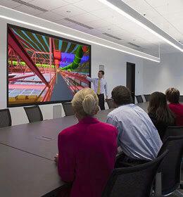Butz Immersive Technology Center