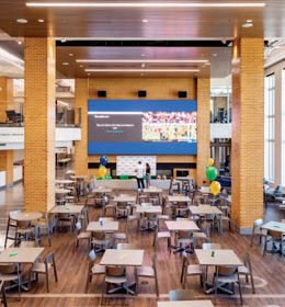 Extreme Makeover: NEC Displays and Projectors Add High-Tech Element to University of Notre Dame Stadium Revitalization Project