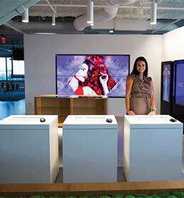 Pulling Out All the Stops with NEC Display's Retail Solutions