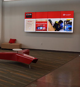 Staying ahead of the Curve - adding Transformational Technology to Campus
