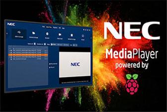 NEC Media Player