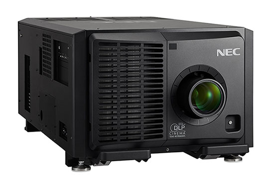 RB Laser 4K 3-Chip DLP Projectors