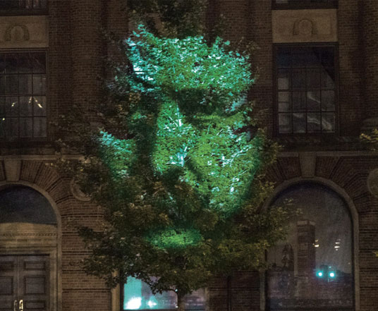 Projection Mapping Possibilities