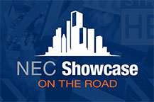 NEC Display Solutions TAKES THE 26TH ANNUAL SHOWCASE ON THE ROAD