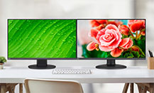 Sharp NEC Display Solutions Adds AccuSync AS271F and MultiSync® E273F to its Desktop Display Family