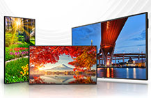 Sharp NEC Display Solutions Introduces MultiSync® Message Series Large Format Displays for Impactful Digital Signage