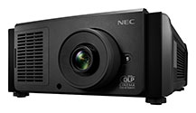 NEC Display Introduces Industry's Quietest* 9,500 Lumen Laser Projector for Digital Cinema