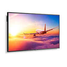 Sharp NEC Display Solutions Upgrades P Series Large Format Displays with Ultra HD and Advanced Features