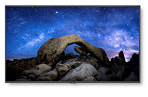 "NEC Display Solutions ANNOUNCES NEW 55"" PROFESSIONAL UHD DISPLAYS"