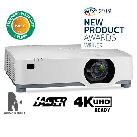 6,000 Lumen, WUXGA, LCD, Laser Entry Installation Projector