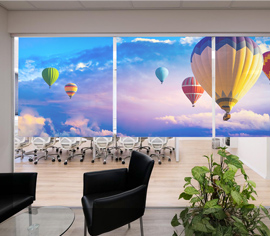 Use Existing Glass Surfaces to   Tell Your Story