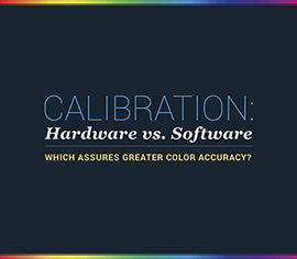 Calibration-hardwarevssoftware