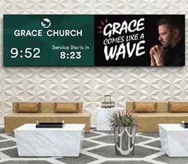 Enhance Your Worship Experience with Video Walls