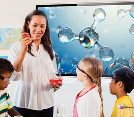 How to assess Your Display Technology Needs—and Choose the Right Solutions for Your Schools