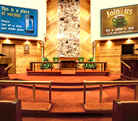 Next Gen Projectors: Why choosing laser projection makes sense for churches