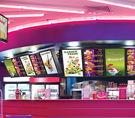 The total cost of digital signage