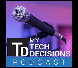 TechDecisions Podcast Image